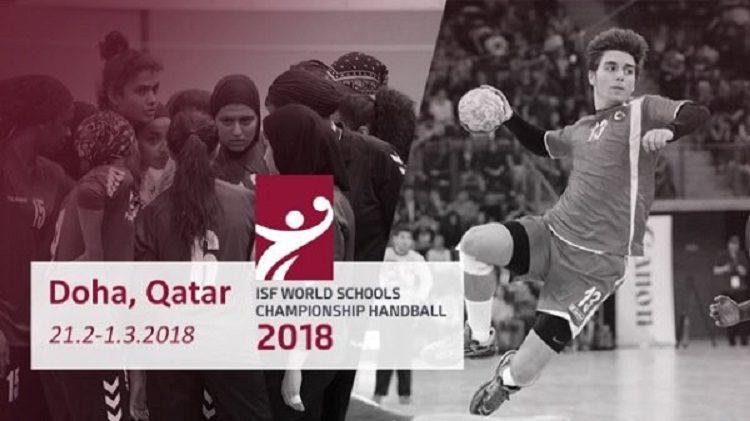 campionatul mondial scolar - handbal