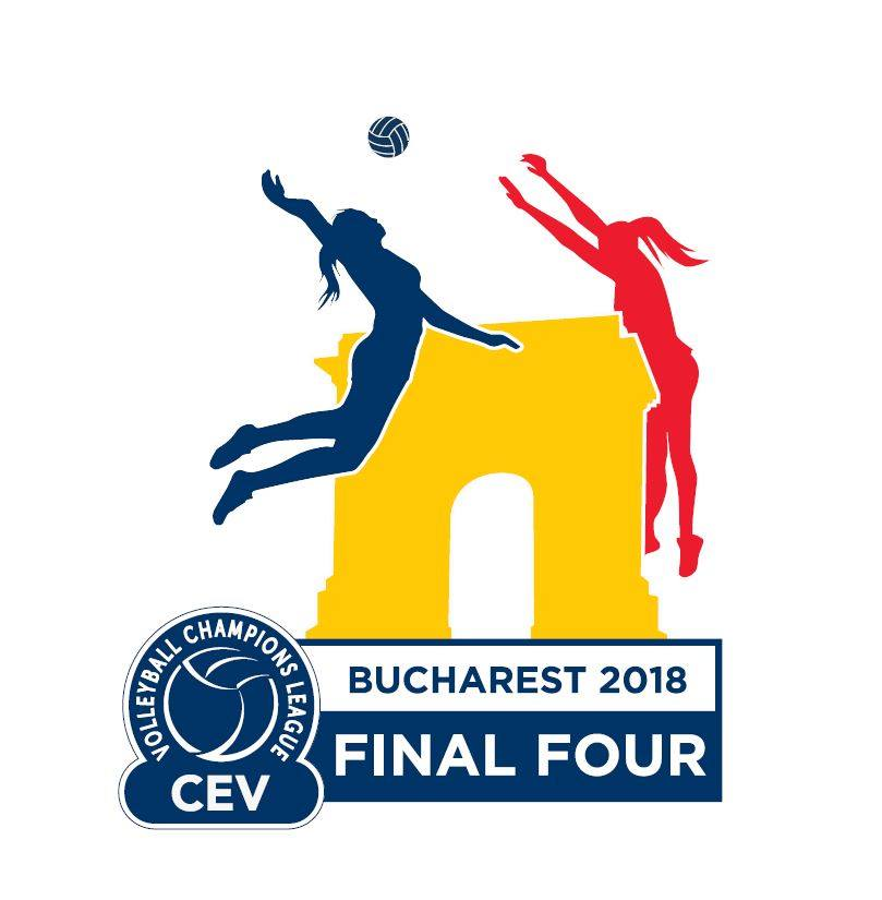 final four - volei - champions league