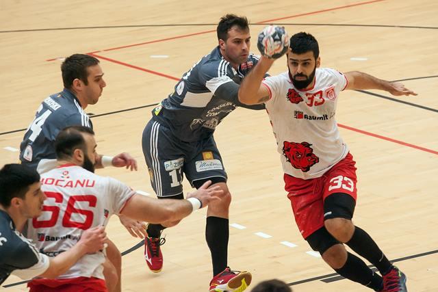 handbal masculin - dinamo