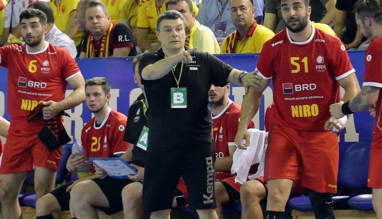 Naționala de handbal masculin a României