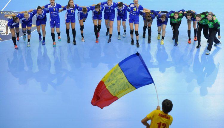 naționala feminină de tineret a României