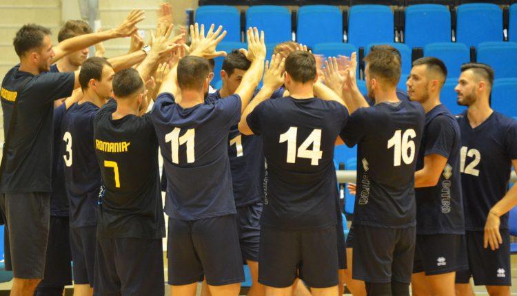 Echipa națională de volei masculin