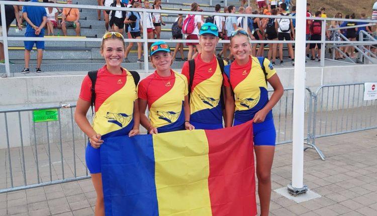 Campionatul Mondial de canotaj - juniori