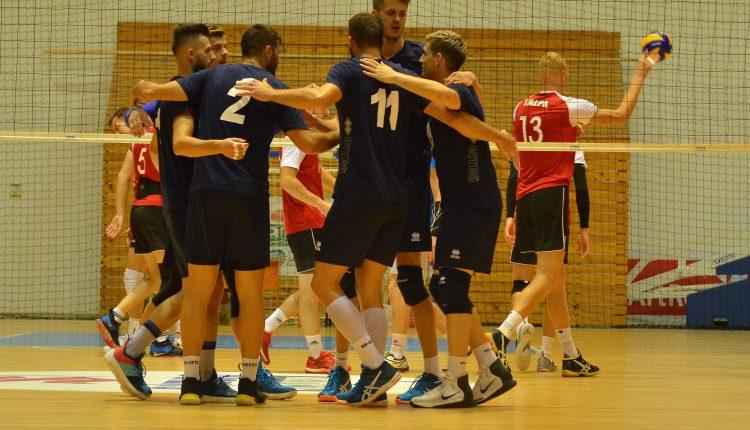 Echipa națională de volei masculin a României