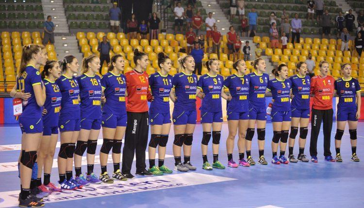 Handbal feminin: După un debut ezitant, România spulberă Austria în meciul doi de la CM U18