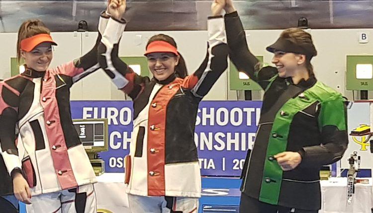 echipa-feminină-de-pușcă-campionatul european